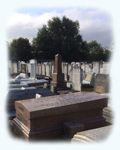 wcf cemeteries